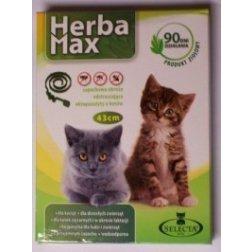 Obojek HERBA max CAT 43cm