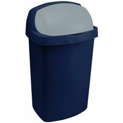 ROLL TOP 50L koš odpadkový - modrý