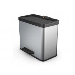 Odpadkový koš Hailo na třídění odpadu Öko trio Plus L