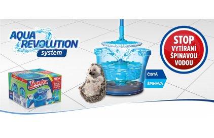 Spontex aqua systém Revolution