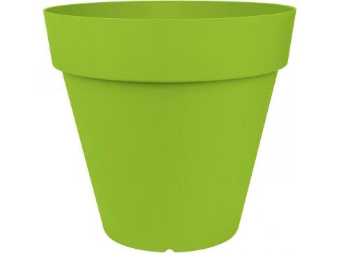 Květináč klasický CITY 40cm, zelený