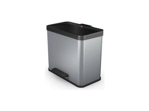 Odpadkový koš Hailo na třídění odpadu Öko trio Plus L 0630-220