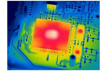 Analýzy termovizí