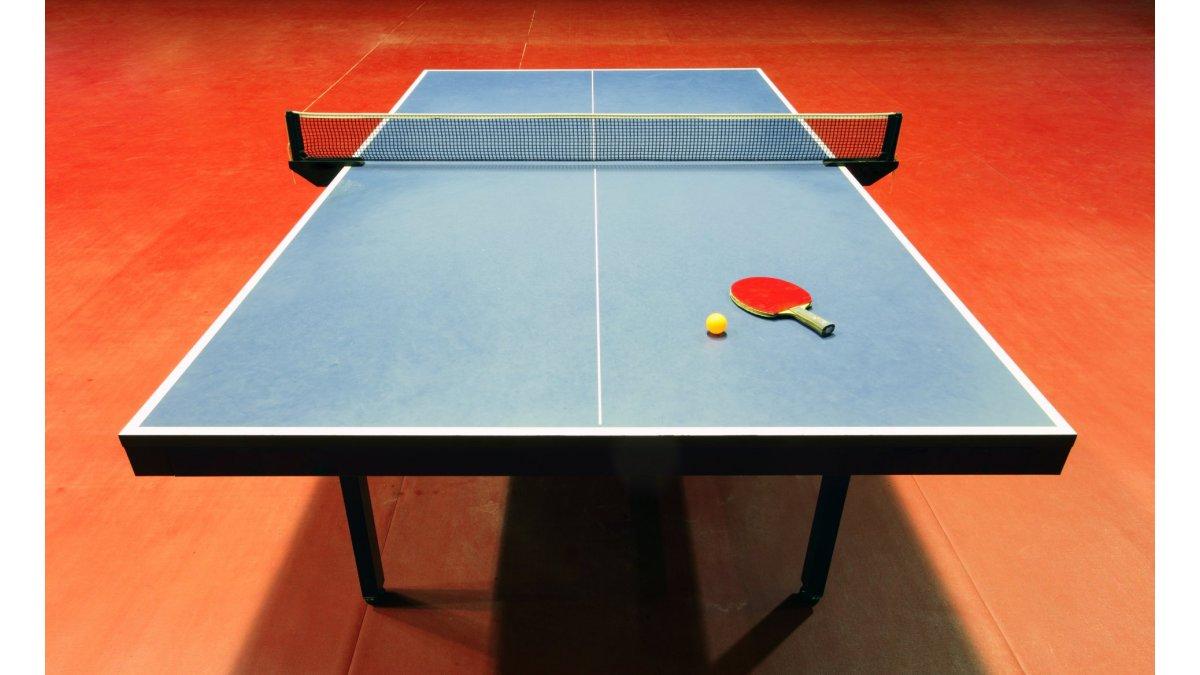 Stoly na stolný tenis