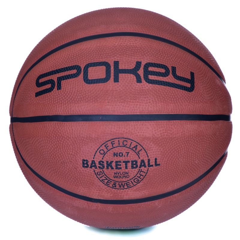 BRAZIRO Basketbalová lopta hnedá