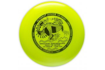 Frisbee disk UltiPro Junior Žltá