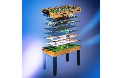 Multifunkčné hracie stoly