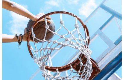 Čas na basketbal!
