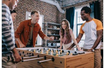Tipy a triky pre stolný futbal