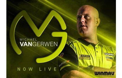 Naše produkty Michael van Gerwen