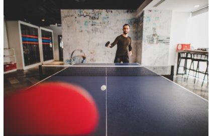 Najčastejšie chyby pri stolnom tenise