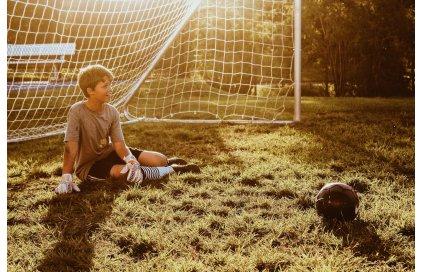 Zaobstarajte si futbalovú bránku do záhrady!