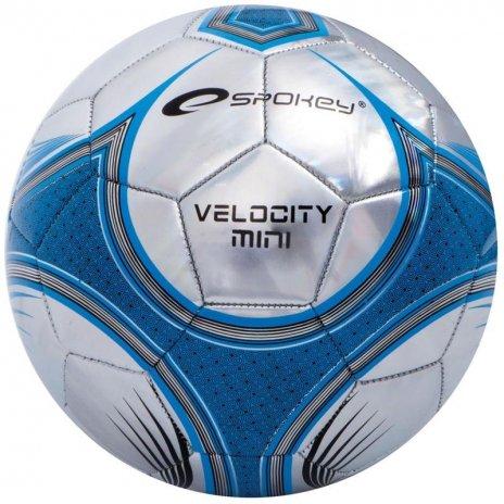 VELOCITY MINI - Futbalová lopta modrá č.2