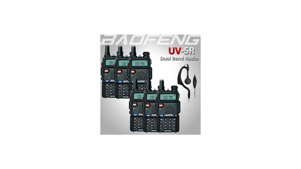 Rozšíření sortimentu o vysílačky Baofeng