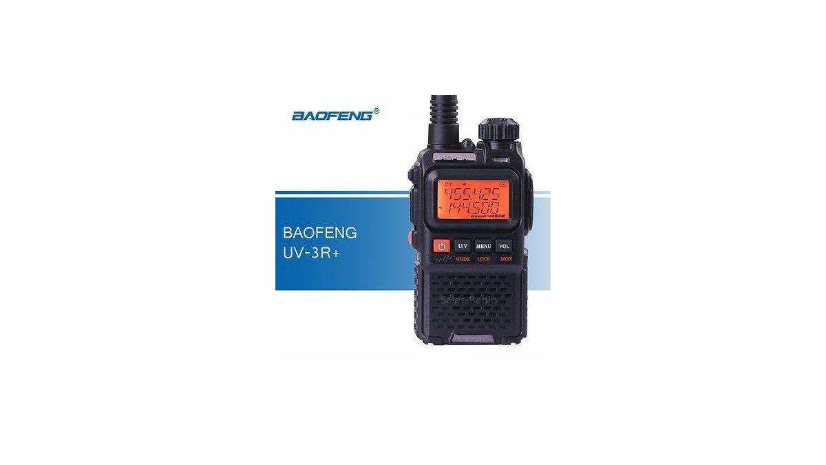 Baofeng UV-3R a další modely nově v naší nabídce