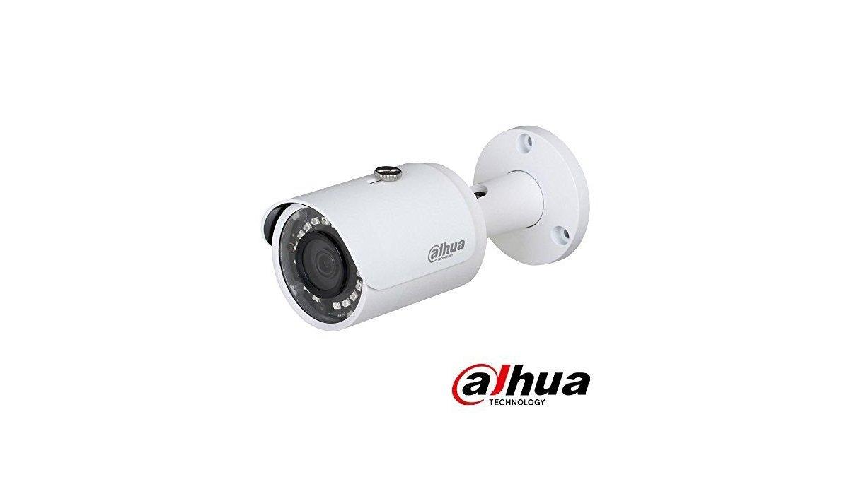 Zařazujeme špičkové kamery Dahua do naší nabídky