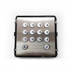 Modul nerezové klávesnice Dahua VTO2000A-K