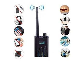 Jak vybrat detektor odposlechů a skrytých kamer
