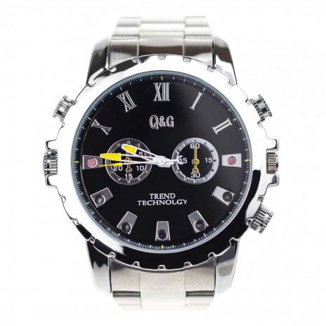 BAZAR - IR Špionážní FULL HD hodinky 16 GB