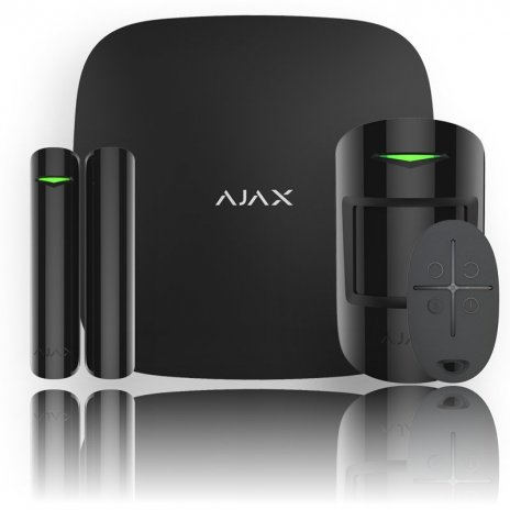 Ajax BEDO Hub Starter KIT black 7563