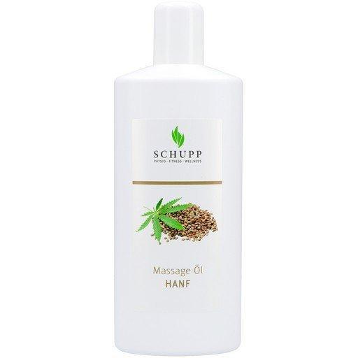 Masážní olej Konopí - 1000 ml