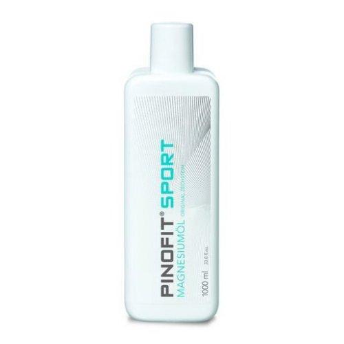 PINOFIT® SPORT, masážne magnéziový olej, 1000 ml