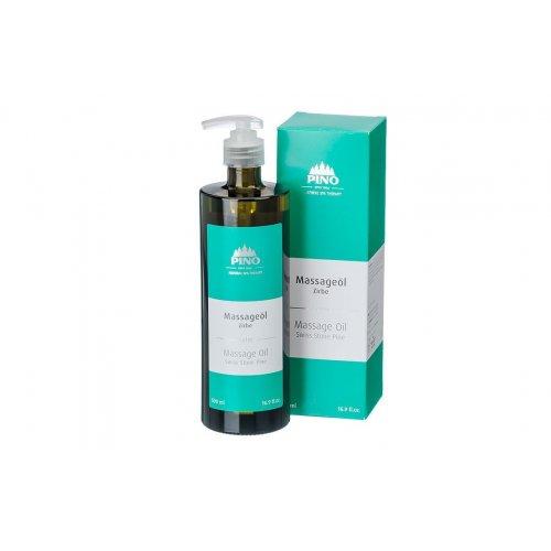 Aromatický masážní olej, Borovice sibiřská, 500 ml