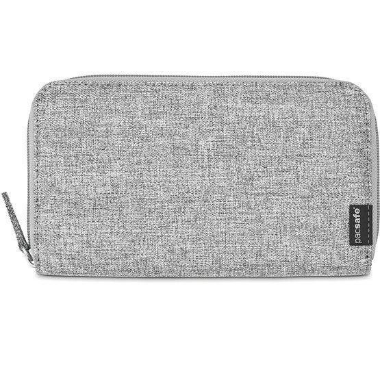 peneženka RFIDsafe LX250 tweed grey