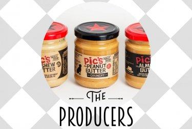 Peanut butter factory