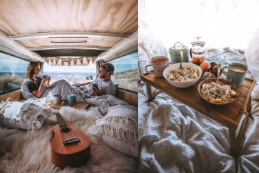 Campervan snů na prodej