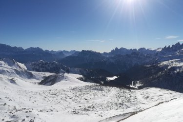 Itálie- Moena aneb jarňáky na horách