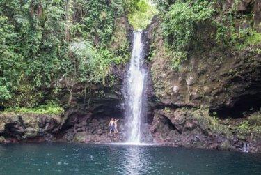 Samoa - co vidět na Savai´i