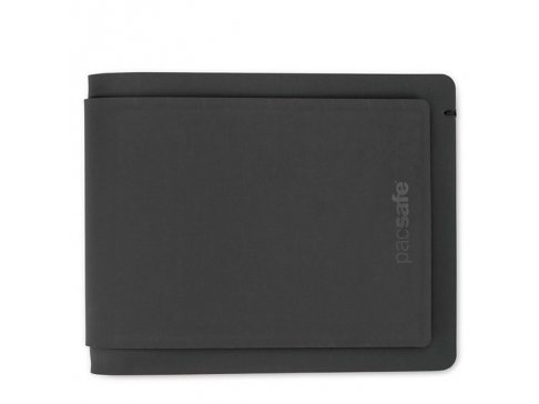 peneženka RFIDsafe TEC BIFOLD PLUS WALLET black