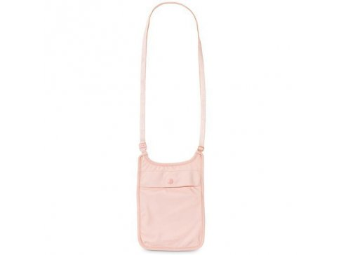 kapsa COVERSAFE S75 NECK POUCH orchid pink