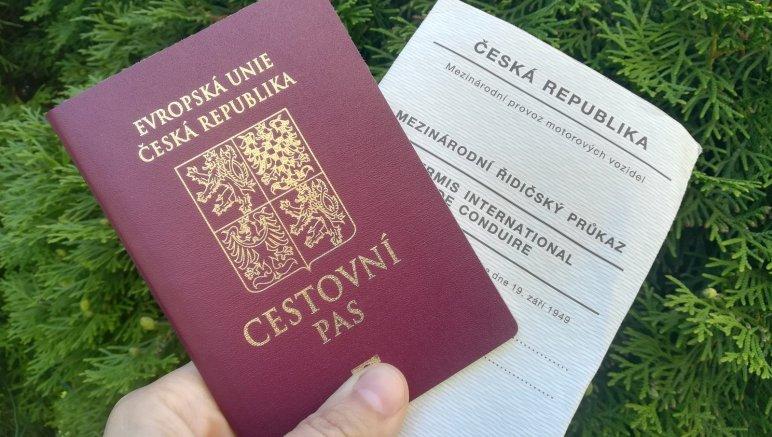 Pas a řidičák nyní snadněji
