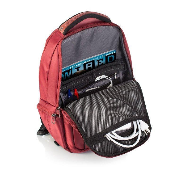 "Heys TechPac 01 business batoh na 15,6'' notebook a 10"" tablet 22 l Grey"