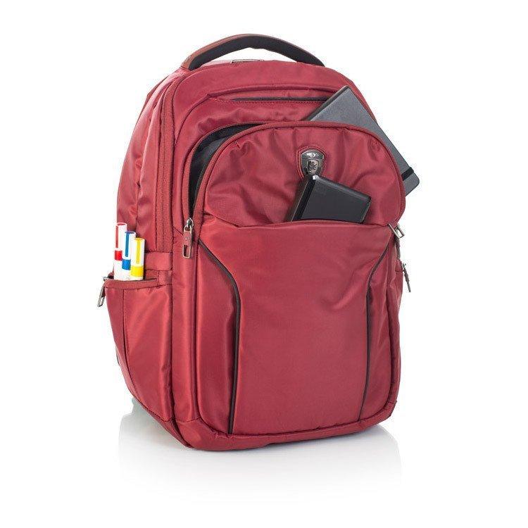 """Heys TechPac 01 Grey špičkový business batoh na 15,6'' notebook a 10"""" tablet 22 l"""