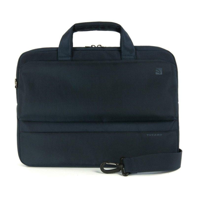 """Tucano Dritta cestovní brašna pro MacBook Pro 15"""" Retina nebo notebooky 13,3""""-14"""" modrá"""