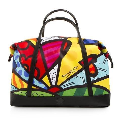 Britto by Heys Large Travel Duffle A New Day stylová cestovní taška