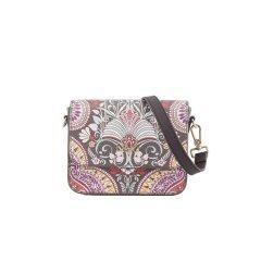 LiLiÓ Oh, My Paisley XS Flat Shoulder Bag luxusní kabelka 18 cm Cedar