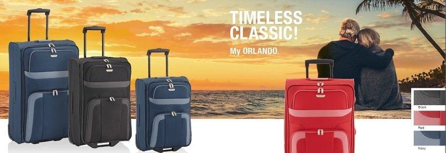 Travelite Orlando Suitcase 01