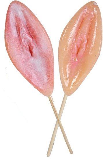 Lízátko Vagina