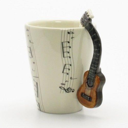 Kytarový hrnek - klasik