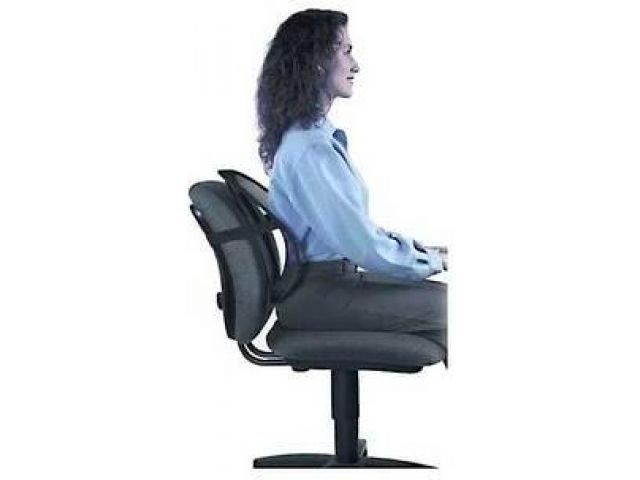 Masážní ergonomická opěrka zad