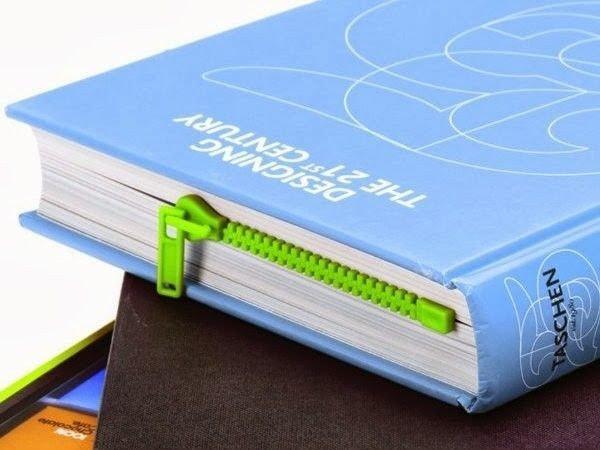 Zip záložka do knihy