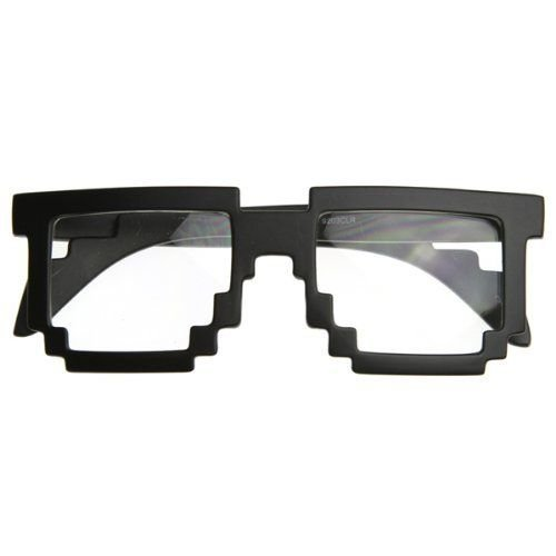 Brýle pixel