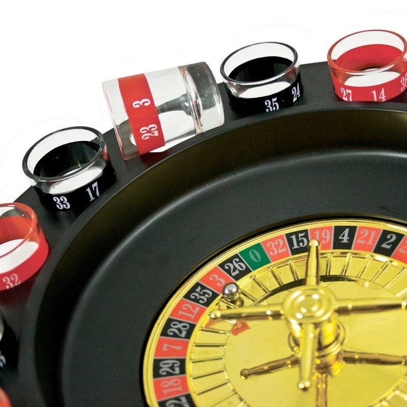 Alkoholová ruleta - Černá