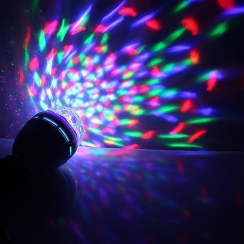 Disco LED žárovka