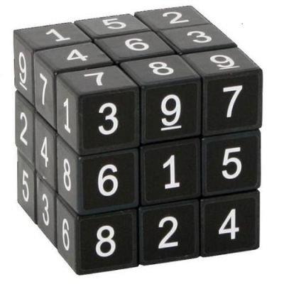 Sudoku kostka