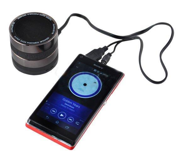 Bluetooth mini reproduktor